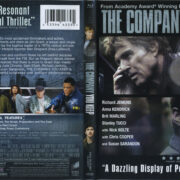 The Company You Keep (2013) R1 Blu-Ray Cover & Label