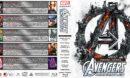 Avengers Assembled - Phase Three (10) R1 Custom Blu-Ray Cover