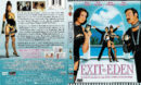 EXIT TO EDEN (2002) R1 DVD COVER & LABEL