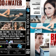 Blood in the Water (2016) R0 Custom DVD Cover