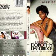 INTRODUCING DOROTHY DANDRIDGE (1999) R1 DVD COVER & LABEL