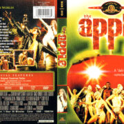 THE APPLE (1980) R1 DVD COVER & LABEL