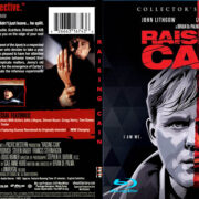 Raising Cain (1992) R1 Custom Blu-Ray Cover & Labels
