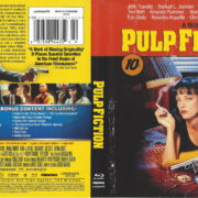 Pulp Fiction (1994) R1 Blu-Ray Covers