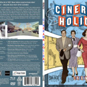 CINERAMA HOLIDAY (1955) R1 CUSTOM BLU-RAY COVER & LABEL