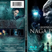 LEGEND OF THE NAGA PEARLS (2017) R1 CUSTOM BLU-RAY COVER & LABEL