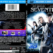 SEVENTH SON 3D (2014) R1 Custom Blu-Ray Cover & Label