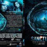 SANCTUM 3D (2011) R1 Custom Blu-Ray Cover & label