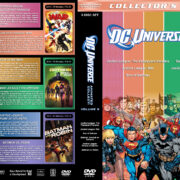 DC Animated Collection – Volume 5 R1 Custom DVD Covers