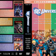 DC Animated Collection – Volume 6 R1 Custom DVD Covers