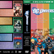 DC Animated Collection – Volume 7 R1 Custom DVD Covers