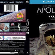 Apollo 11 (2019) R1 Custom Blu-Ray Cover
