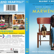 Welcome to Marwen (2018) R1 Custom Blu-Ray Cover