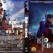 The Kid Who Would Be King (2019) R1 Custom DVD Cover