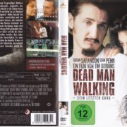 Dead Man Walking - Sein letzter Gang (1995) R2 German DVD Cover & Label