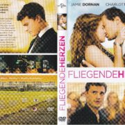Fliegende Herzen (2014) R2 German DVD Covers & label
