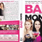 Bad Moms (2016) R2 german DVD Covers & Label