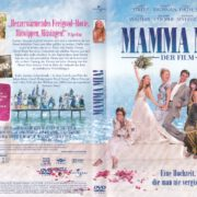 Mamma Mia! (2008) R2 German DVD Covers & Label