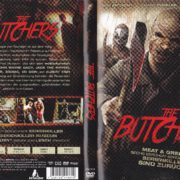 The Butchers (2014) R2 German DVD Covers & Label