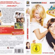 Love Vegas (2008) R2 german DVD Cover & Label