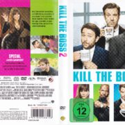 Kill The Boss 2 (2014) R2 german DVD Cover & Label