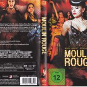 Moulin Rouge (2011) R2 german DVD Cover & Label