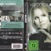 Veronica Mars (2014) R2 German DVD Cover & Label