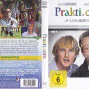 Prakti.com (2013) R2 German DVD Cover & Label