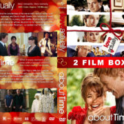 Love Actually / About Time Double Feature (2003-2013) R1 Custom DVD Cover & Labels