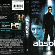 ABSOLON (2002) R1 DVD COVER & LABEL