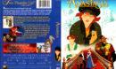 ANASTASIA (1997) R1 DVD COVER & LABEL