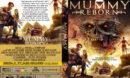 The Mummy Reborn (2019) R0 Custom DVD COVER