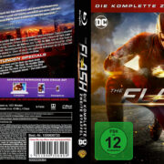 The Flash -Staffel 02- Custom German Blu-Ray Covers