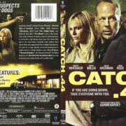 Catch .44 (2011) R1 SLIM DVD COVER