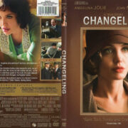 Changeling (2008) R1 SLIM DVD COVER