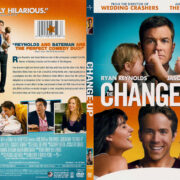 Change-up (2011) R1 SLIM DVD COVER