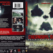 Chernobyl Diaries (2012) R1 SLIM DVD COVER