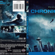 Chronicle (2012) R1 SLIM DVD COVER