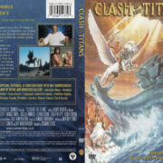 Clash of the Titans (1981) R1 SLIM DVD COVER