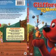 Clifford's Really Big Movie (2004) R1 SLIM DVD COVER