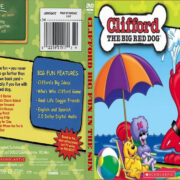 Clifford the Big Red Dog: Big Fun in the Sun (2003) R1 CUSTOM SLIM DVD COVER