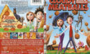Cloudy with a Chance of Meatballs (2009) R1 SLIM DVD COVER