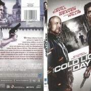 Cold Light of Day (2011) R1 SLIM DVD COVER