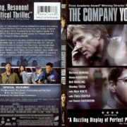 The Company You Keep (2013) R1 SLIM DVD COVER