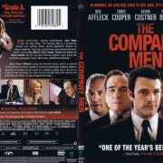 The Company Men (2010) R1 SLIM DVD COVER