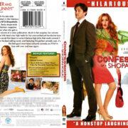 Confessions of a Shopaholic (2009) R1 SLIM DVD COVER