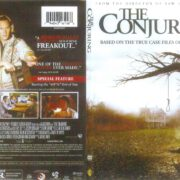 The Conjuring (2013) R1 SLIM DVD COVER