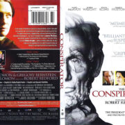 The Conspirator (2011) R1 SLIM DVD COVER