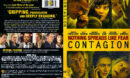 Contagion (2011) R1 SLIM DVD COVER