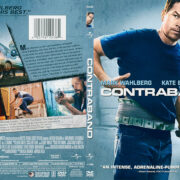 Contraband (2012) R1 SLIM DVD COVER